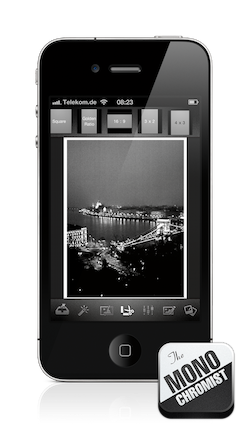The Monochromist for iOS